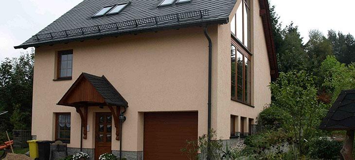 HTA – Neubau Eigenheim in Annaberg-Buchholz Erzgebirge