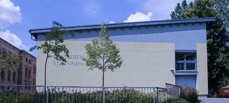HTA – Neubau Turnhalle LKG