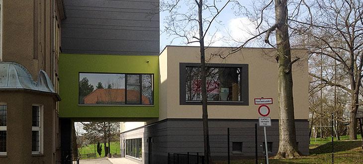 HTA – Anbau Schule Oederan