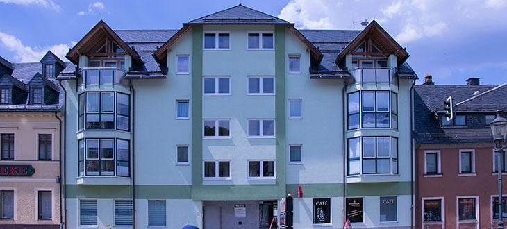 HTA – Rekonstruktion Wohn- und Gescchäftshaus Ehrenfriedersdorf