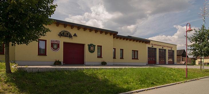 HTA – Neubau Feuerwache Crottendorf