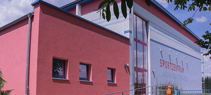 HTA – Neubau Sportzentrum Ehrenfriedersdorf