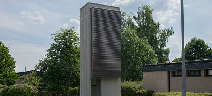 HTA – Neubau Glockenturm Chemnitz