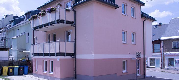 HTA Baufirma Erzgebirge - Neubau Mehrfamilienhaus Ehrenfriedersdorf
