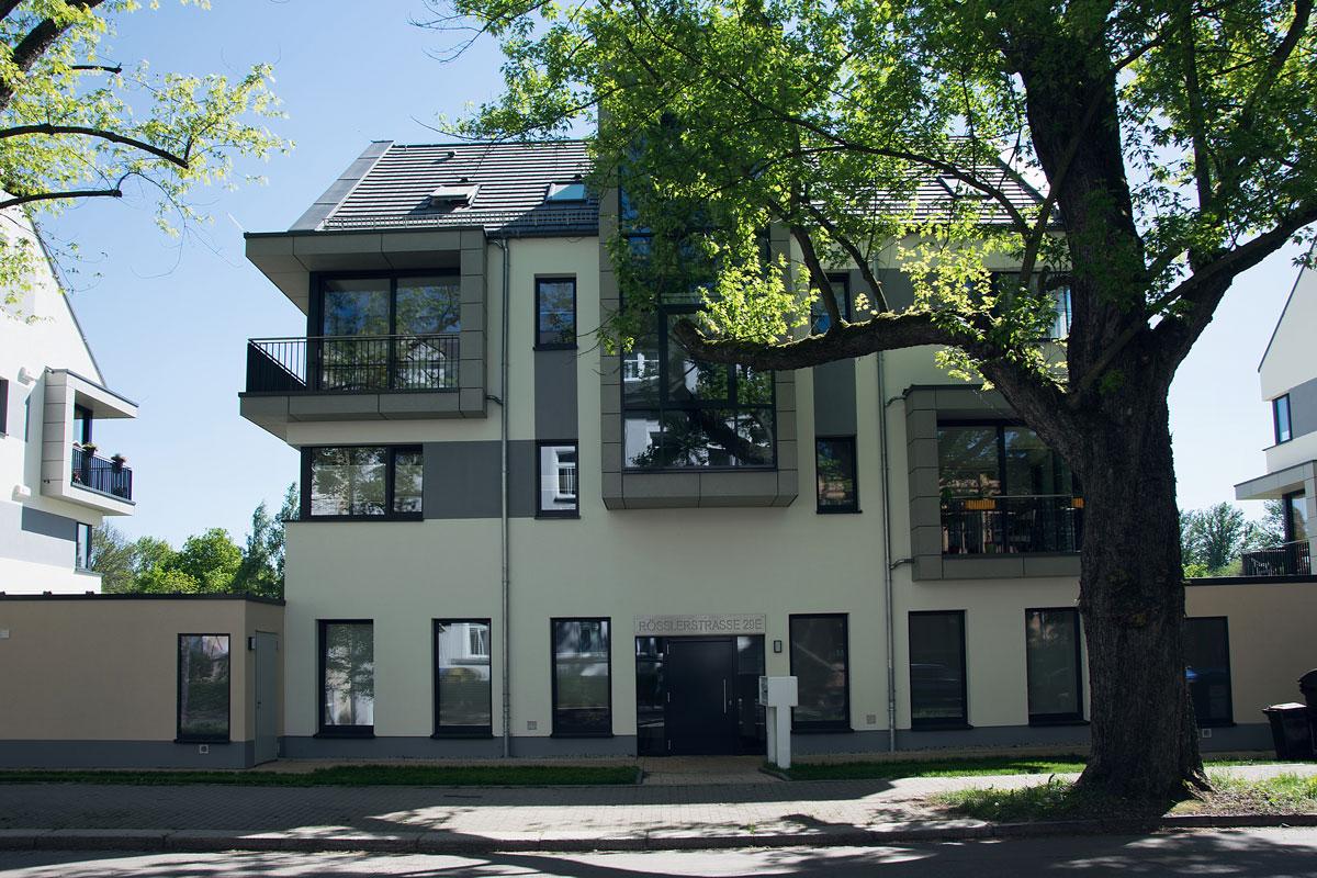 Wohnpark Lebensträume Chemnitz