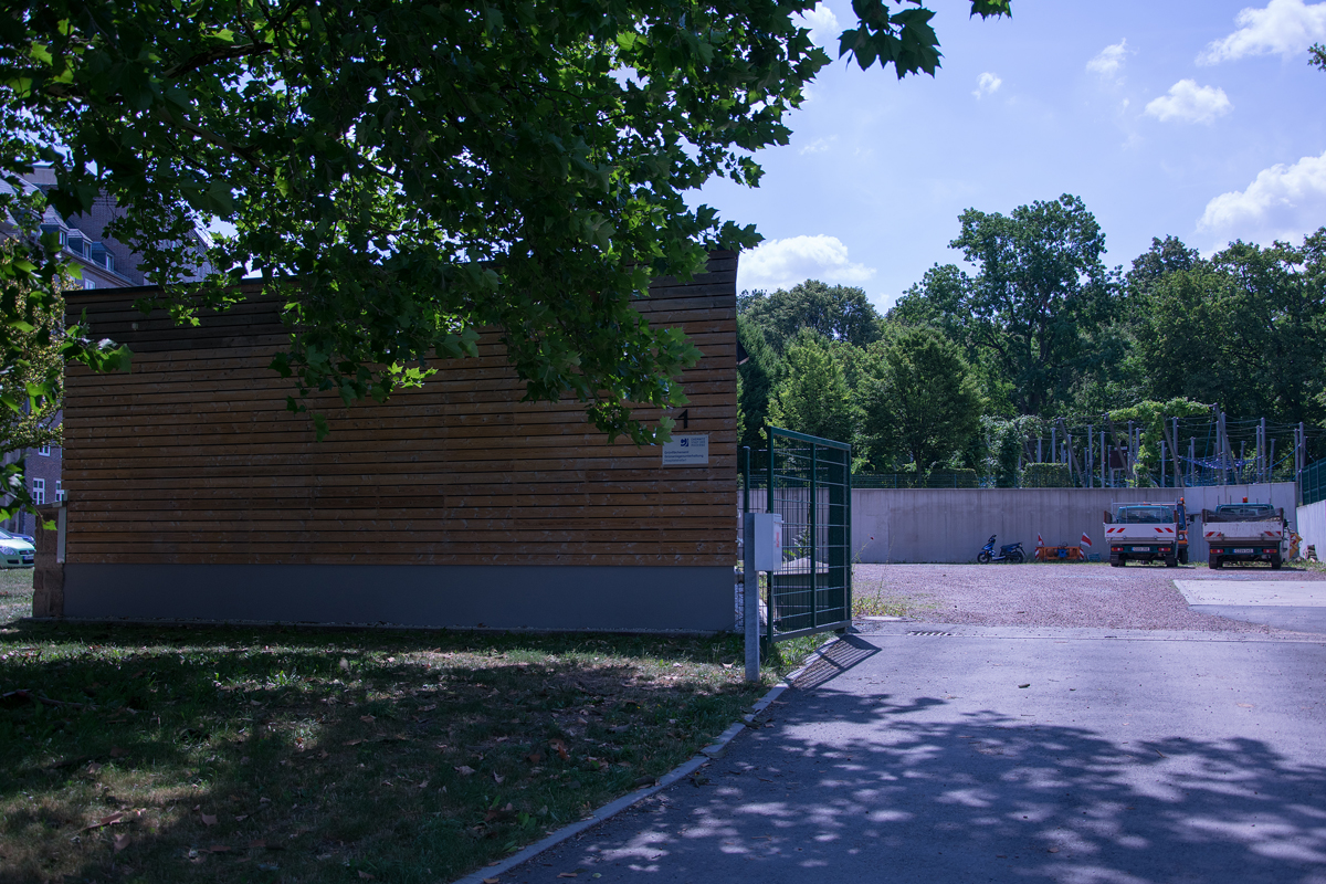 Grünpflegestützpunkt Chemnitz