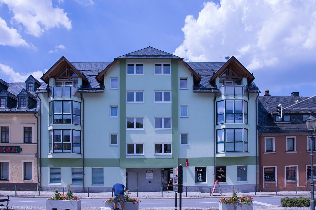 Wohn-u-Geschäftshaus Ehrenfriedersdorf