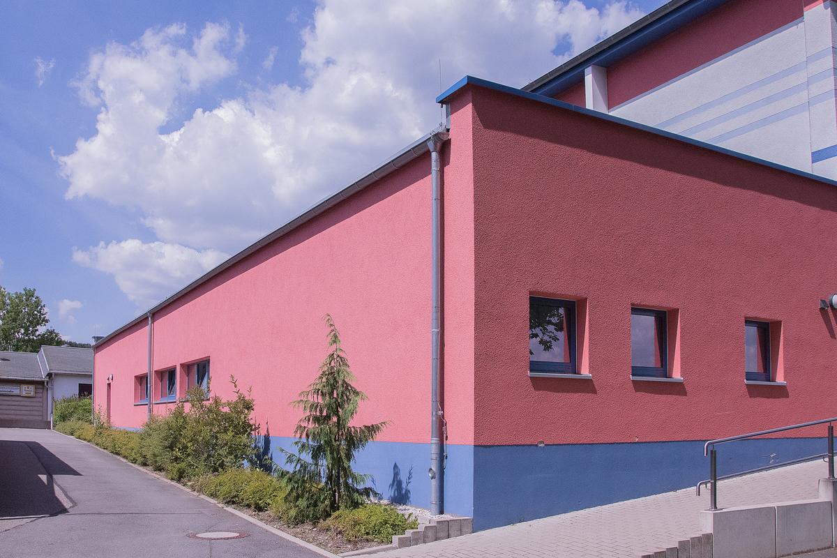 Sportzentrum Ehrenfriedersdorf