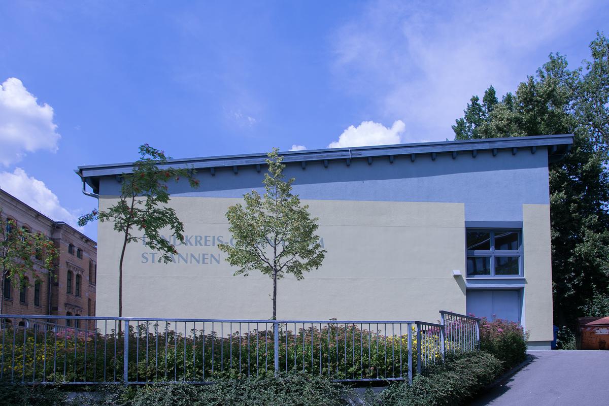 Turnhalle Landkreisgymnasium