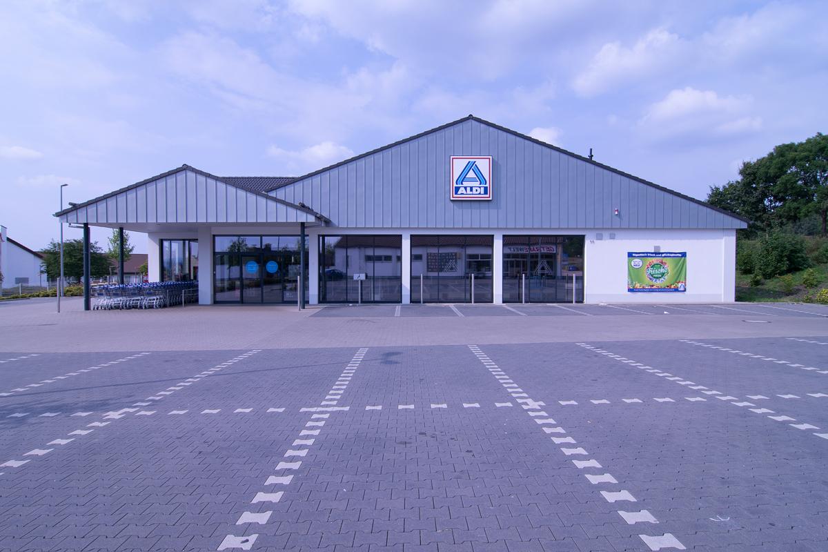 Aldi Markt Annaberg