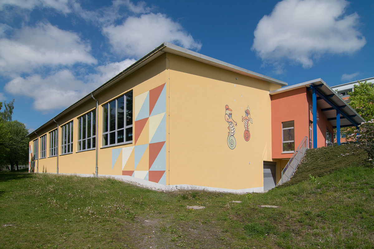 HTA Hoch- und Tiefbau Annaberg- Neubau einer Schimmhalle in Zschopau im Erzgebirge