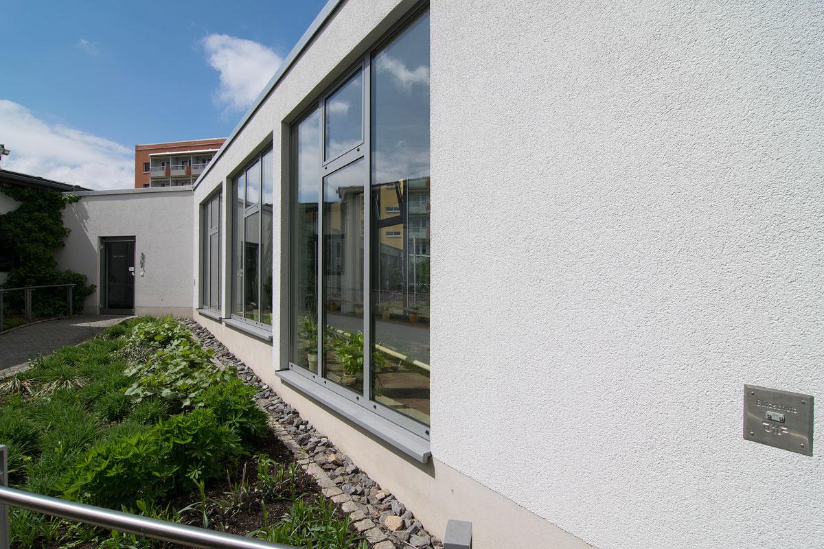 HTA Hoch- und Tiefbau Annaberg - Neubau verbindungsbau WPA Haus Adam Ries Annaberg-Buchholz