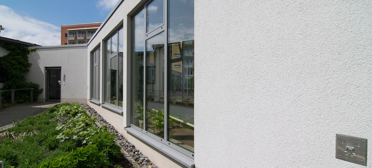 HTA – WPA Haus Adam Ries Anbau